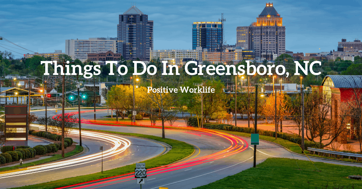 Things To Do In Greensboro, NC